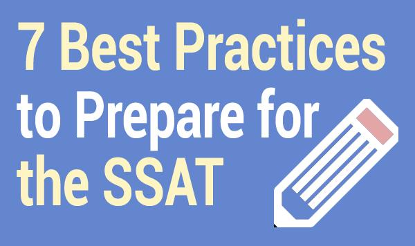 SSAT Best Practices