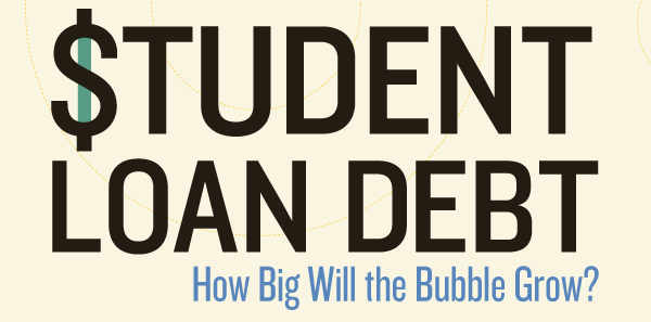 Student Loan Debt Bubble