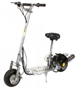 Gas Powered Standup Scooter